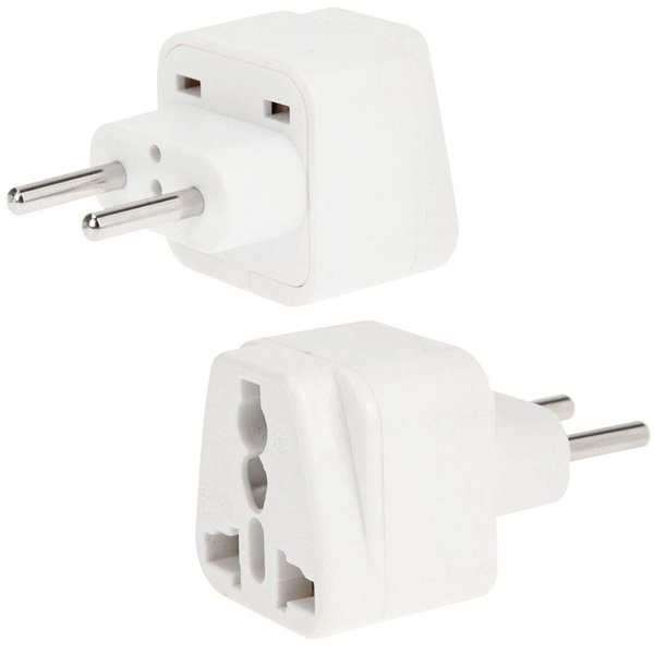 US EU - USA zu Europa Adapter Reiseadapter Reisestecker...
