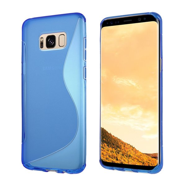 TPU Hülle Case S-Line Samsung Galaxy S8