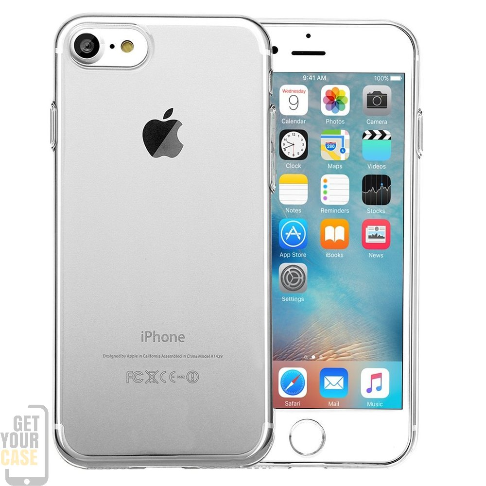 apple iphone 6 6s silikon schutzh lle transparent