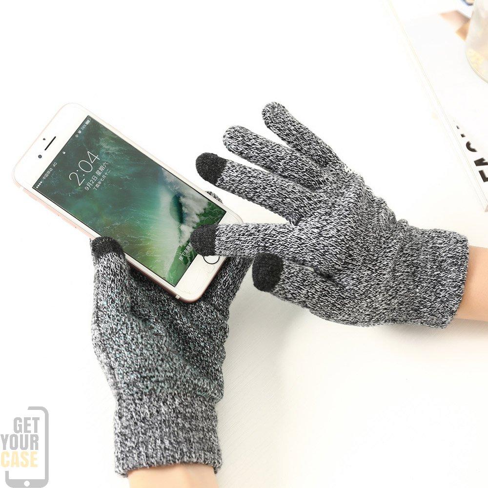 handschuhe touchscreen warme winterhandschuhe anti rutsch. Black Bedroom Furniture Sets. Home Design Ideas