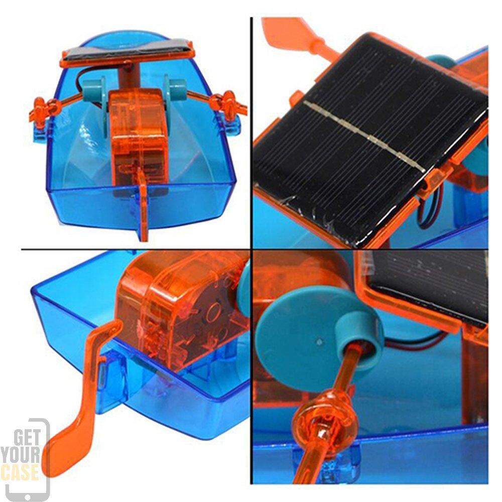 Kinder solar roboter spielzeug