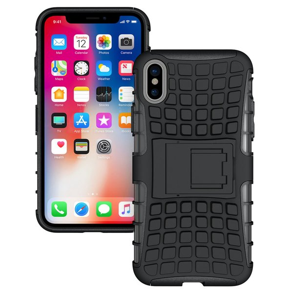 iPhone XS / X Outdoor Case extrem robuste Hülle für...