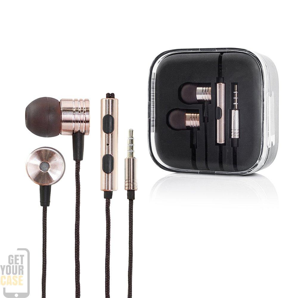 kopfh rer in ear headset 3 5mm klinke premium bass 1 1m. Black Bedroom Furniture Sets. Home Design Ideas
