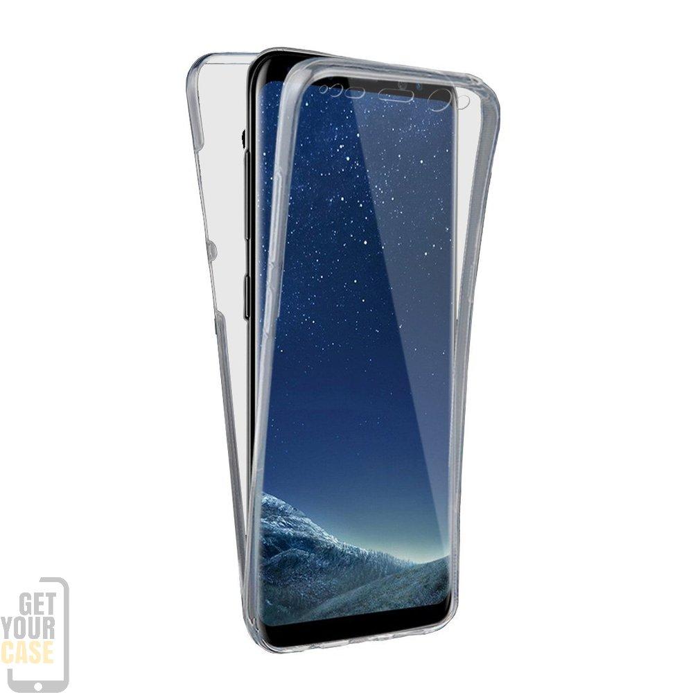Samsung Galaxy S9+ Hülle Vorne+Hinten 360° Rundumschutz