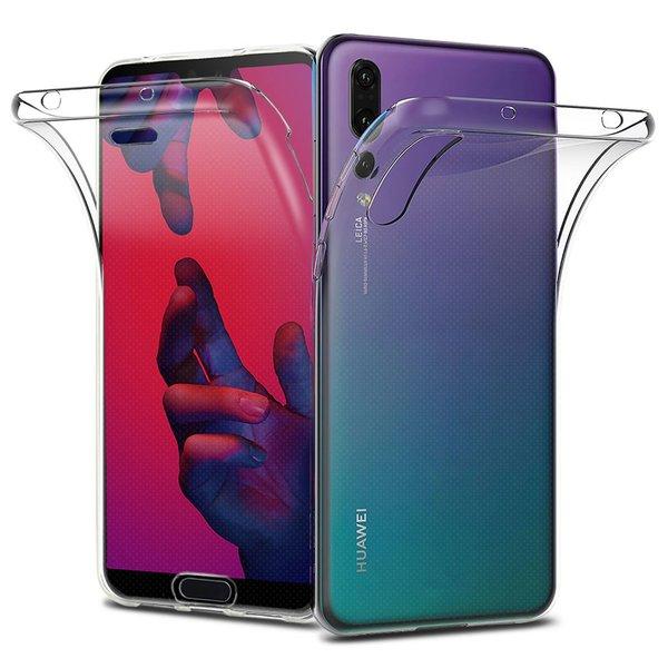 Huawei P20 Pro Hulle 360 Rundumschutz Silikon Case