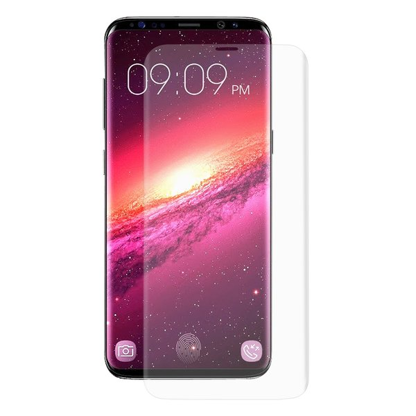 Samsung Galaxy S9 Panzerglas FULL COVER Curved 3D...