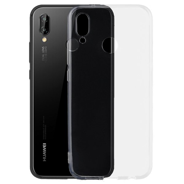 TPU Case Transparent Huawei P20 Lite Silikon Hülle Clear...