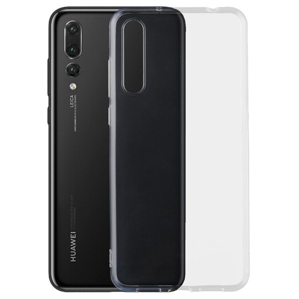 TPU Case Transparent Huawei P20 Pro Silikon Hülle Clear...