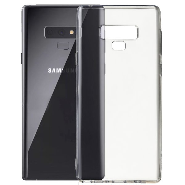 Samsung Galaxy Note 9 Hülle Silikon Transparent...