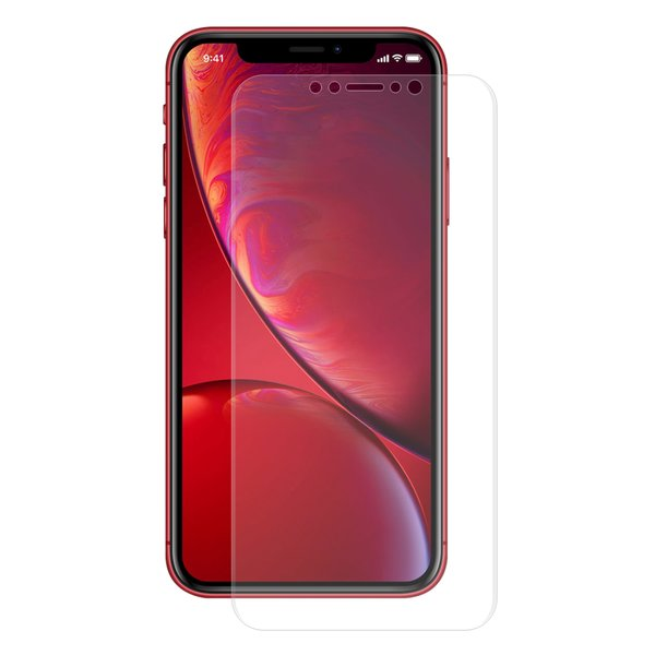 iPhone XR Folie Full Cover Schutzfolie 3D Touch PET...