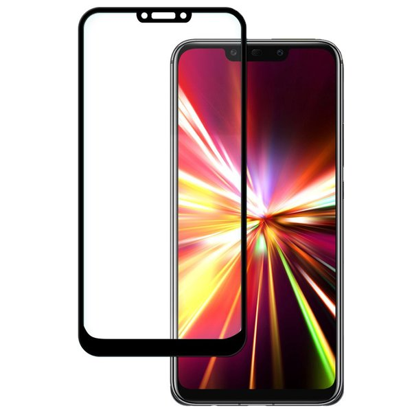 Huawei Mate 20 Lite Panzerglas Full Cover Curved 3D...
