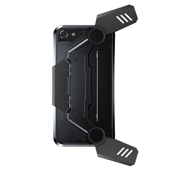 iPhone 8 / iPhone 7 Gaming Hülle Case mit 2 ausklappbaren...