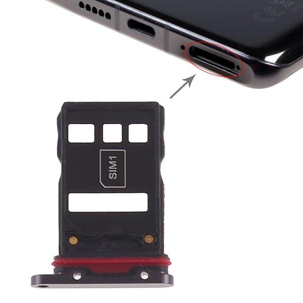 Adapter Für Sim Karte.Sim Karten Adapter Kompatibel Für Huawei P30 Pro Tray Für Sim Card Und Nm Card Nano Memory Karte Slot Halter Ersatz Nano Sim Karten Holder